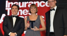 Rural shares in the success as UK General Group is voted MGA of the year at the Insurance Times Awards 2014