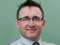 Lee Coupland - Regional Sales Manager